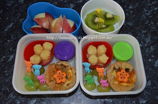 Party Animals Bento
