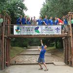 Last day at the Serbian Jamboree