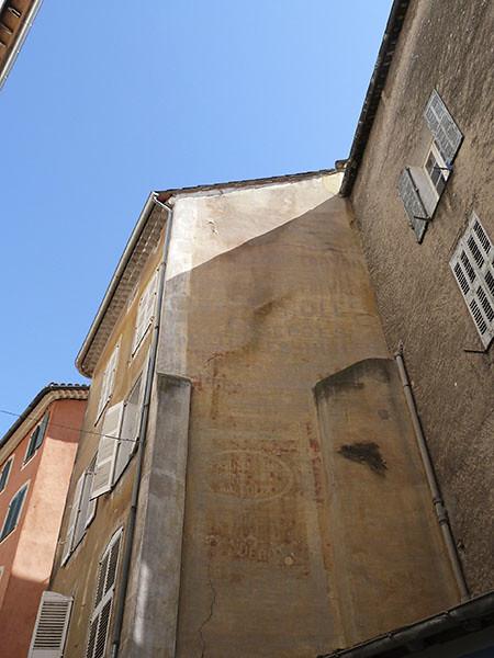 draguignan murs peints