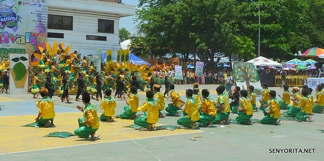 Mango Bamboo Festival from San Carlos City, Pangasinan