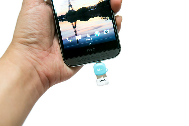 Adam Elements Ultra Mini 102 32GB 超迷你隨身碟 @3C 達人廖阿輝