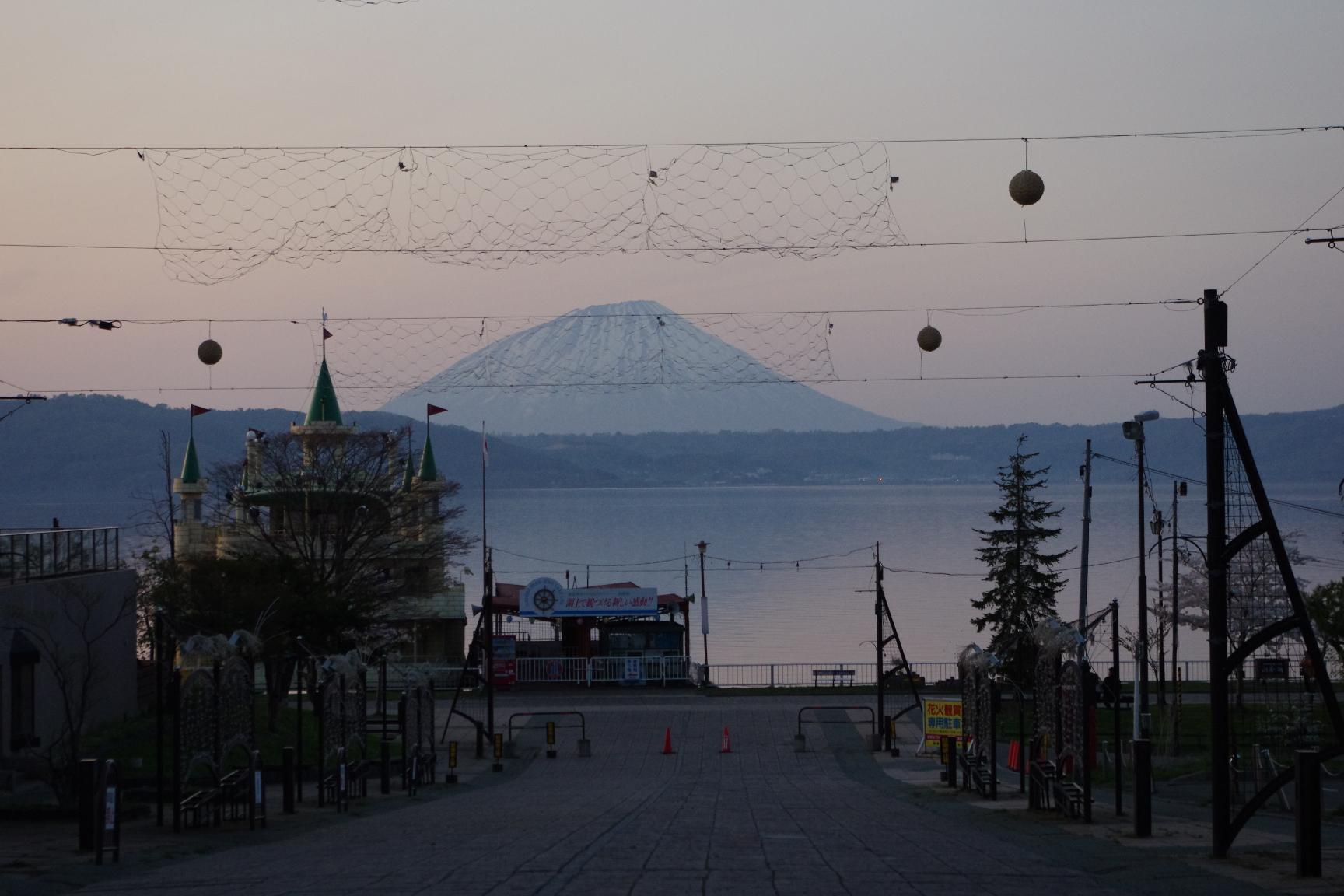 走上這條北海道(K-5)