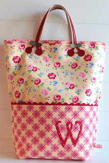 Sewing fun-The summer bag