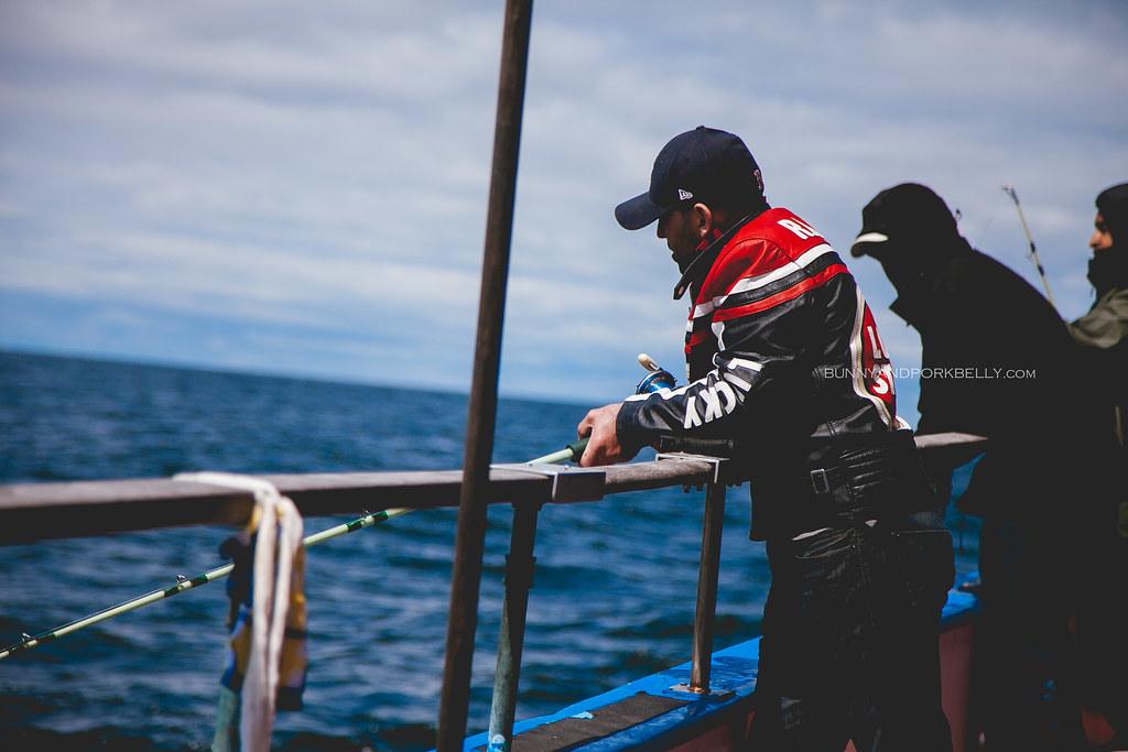 Al gauron deep sea fishing whale watching hampton new for Deep sea fishing maryland