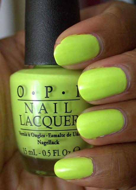 OPI Life Gave Me Lemons