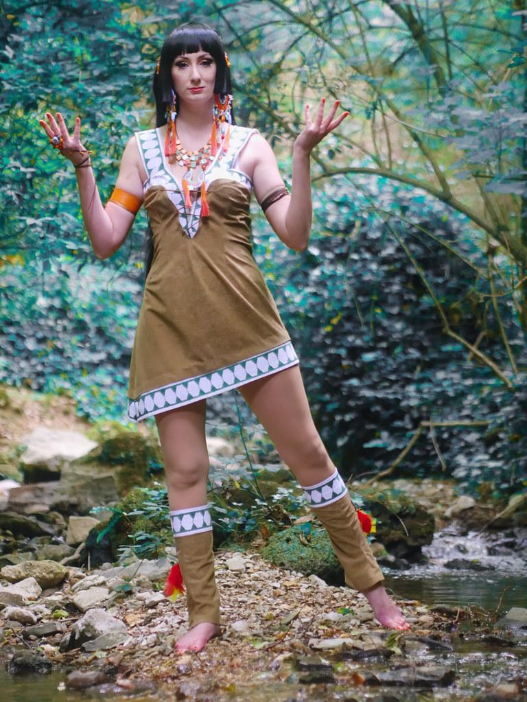 related image - Shooting Yuuko Ichihara - XxxHOLiC -  Vallée de Saint Pons - 2014-05-25- P1850620
