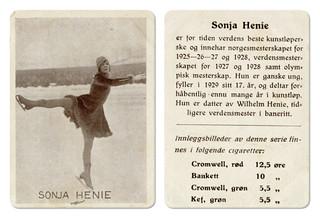 Sonja Henie (1912 - 1969)