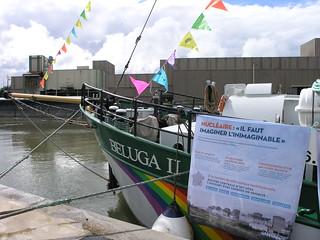 Beluga Tour : Metz