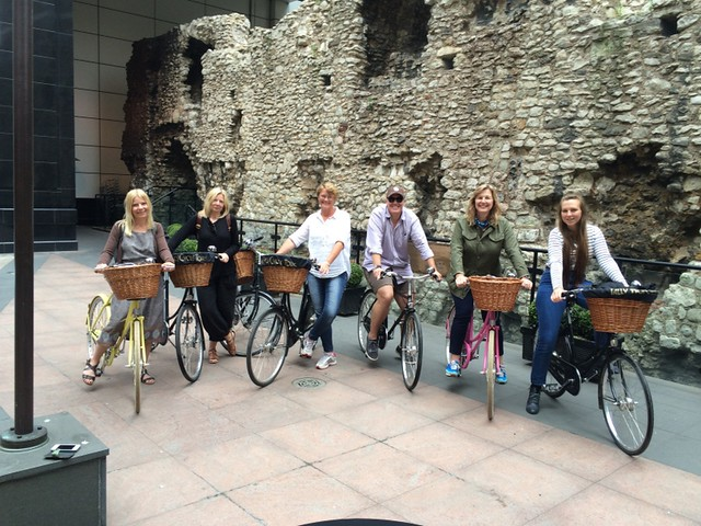 Tally Ho Cycle tour