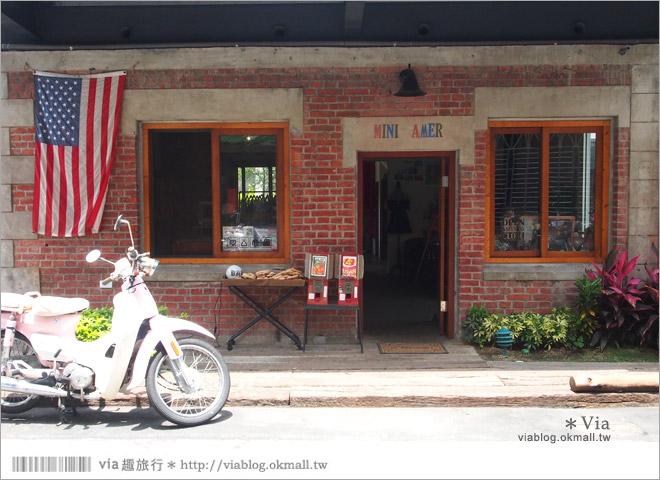 【台中新景點】中興街一巷‧范特喜「綠光計劃」~自來水公司舊眷宿舍的新藝文空間2