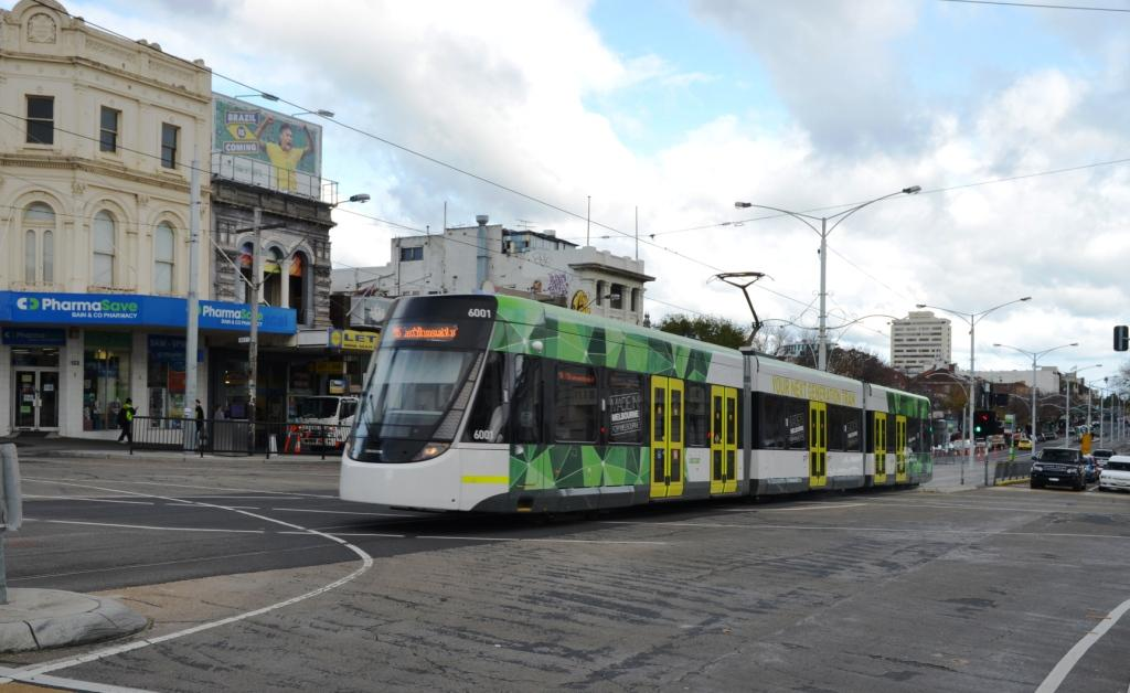 Melbourne 'E-class' new fleet by Henk Graalman