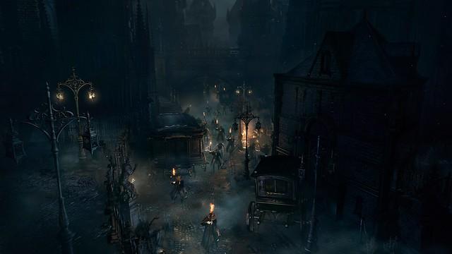Bloodborne E3 2014