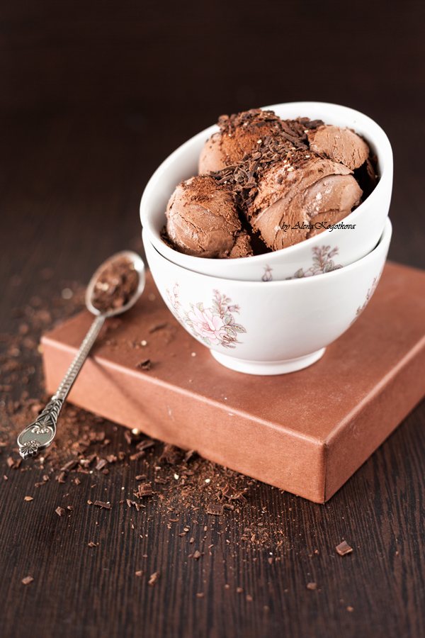 Chocolate Ice Cream-5