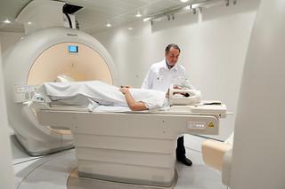 Patient Undergoes Diagnostic Tests