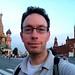 Red Square Selfie by AlphaTangoBravo / Adam Baker