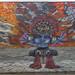 Buddha Narasimha Ganesha by serum108