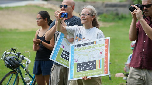 Grand Opening Celebration for Dinkytown Greenway Phase 3