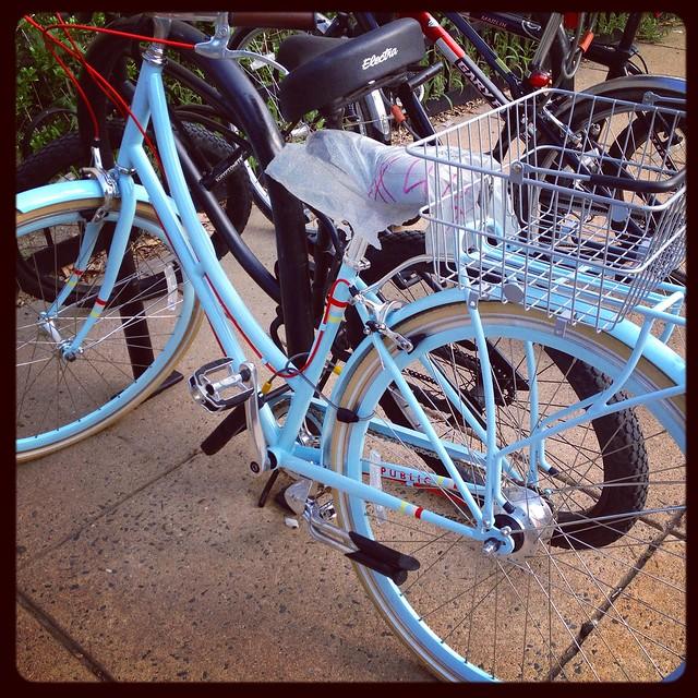 Bikes of Del Ray