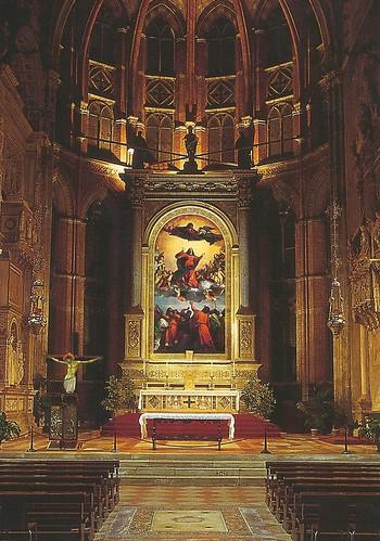 Titian's Assumption