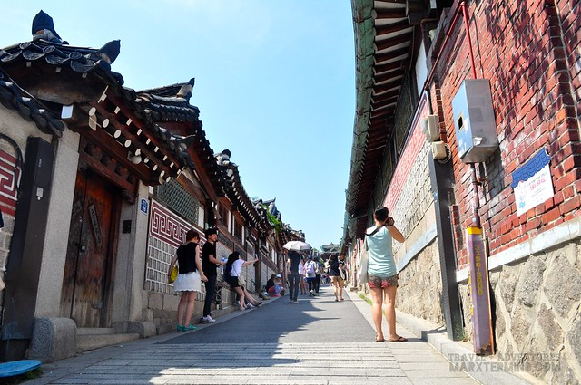 Weekend Seoul Itinerary - Bukchon Village