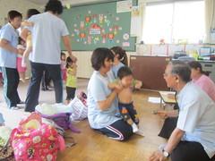 H26.07.04 園児健康診断