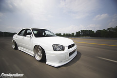 Pristine - Joshs bagged STi feature