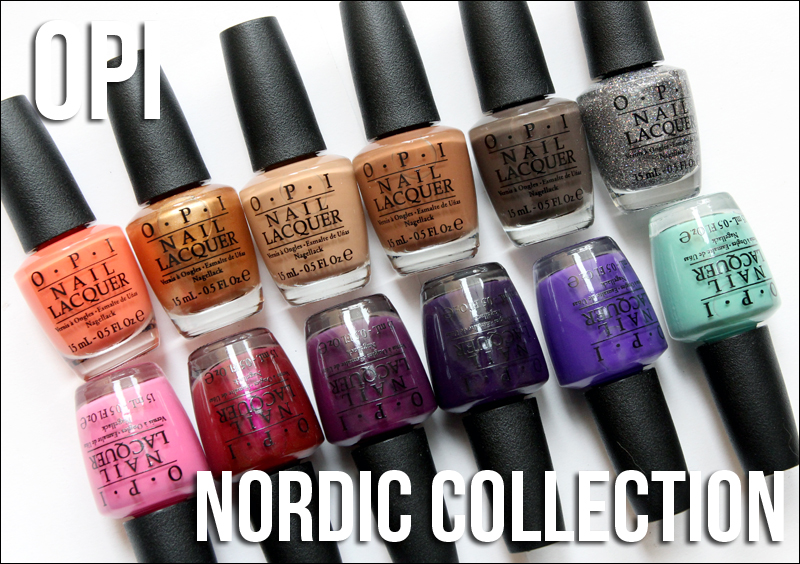 OPI Nordic collection