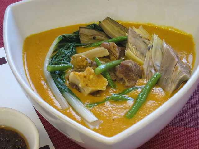 IMG_0922  Romulo Cafe's Kare Kare for Maya Kitchen