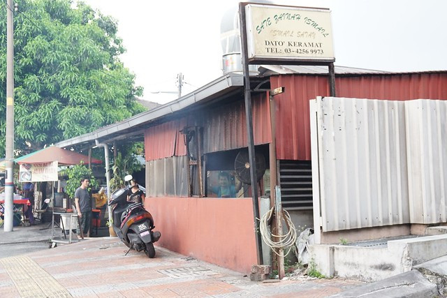 sate zainah ismail - good satay in kl