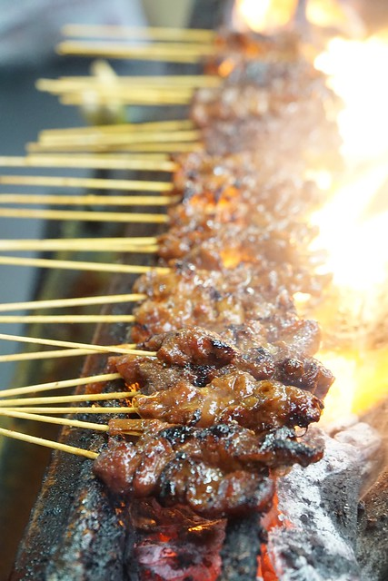 sate zainah ismail - good satay in kl-001