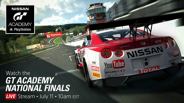 Gran Turismo 6: GT Academy National Finals