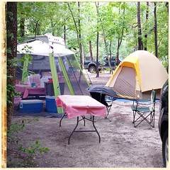backyard(0.0), outdoor play equipment(0.0), play(0.0), leisure(0.0), playground(0.0), furniture(1.0), tent(1.0), camping(1.0),