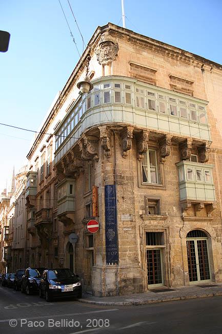 Teatro Manoel. © Paco Bellido, 2008