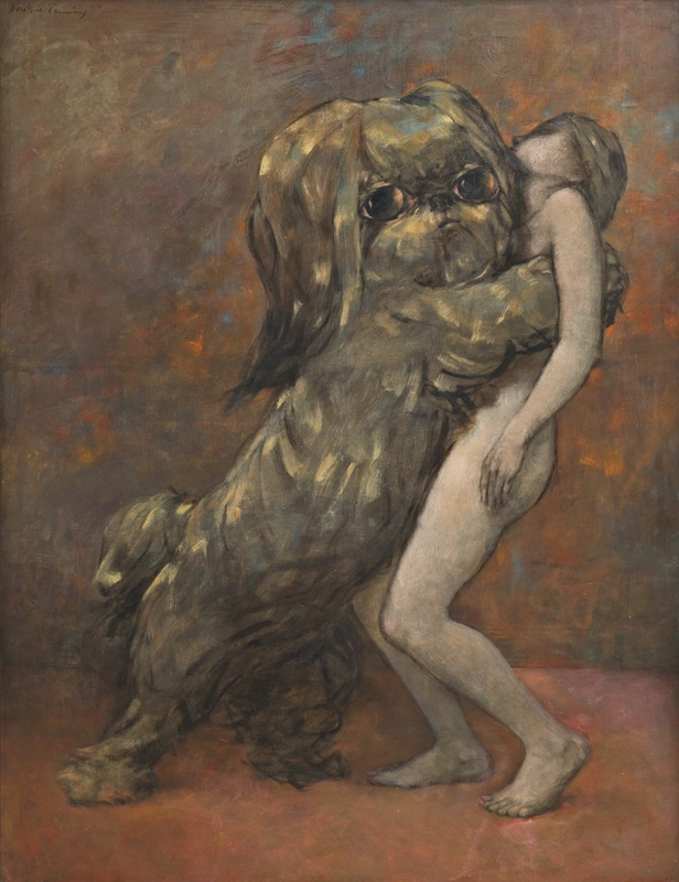 dorothea tanning web of dreams alison jacques gallery
