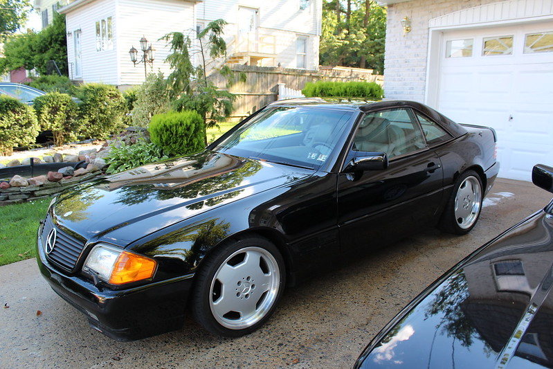 Purchase Used 1991 Mercedes Benz SL300 300SL R129 AMG 92