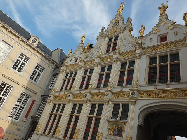 Stadhuis van Brugge (Burg)