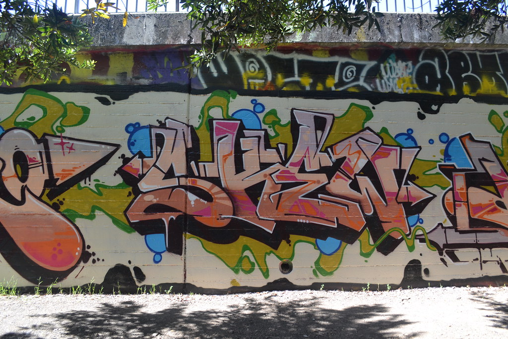 SKEW, ICP, Graffiti, Oakland, EastBay