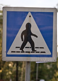 Kenyan Crossing Man (3)