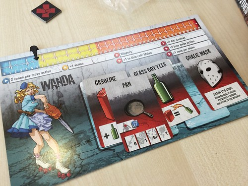Wanda the Waitress (Zombicide)