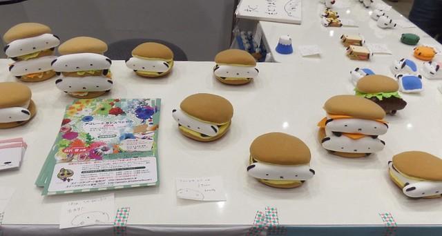 Panda Burgers