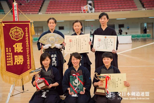 6th All Japan Interprefecture Ladies Kendo Championship_228