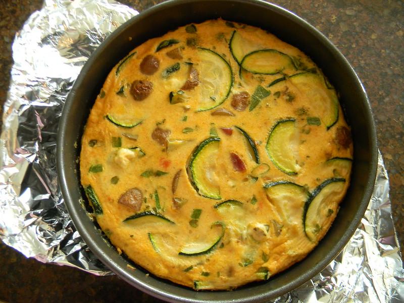 Baked Spanish-Style Tortilla