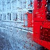 #london #street  #rainyday #abstract #iphoneography