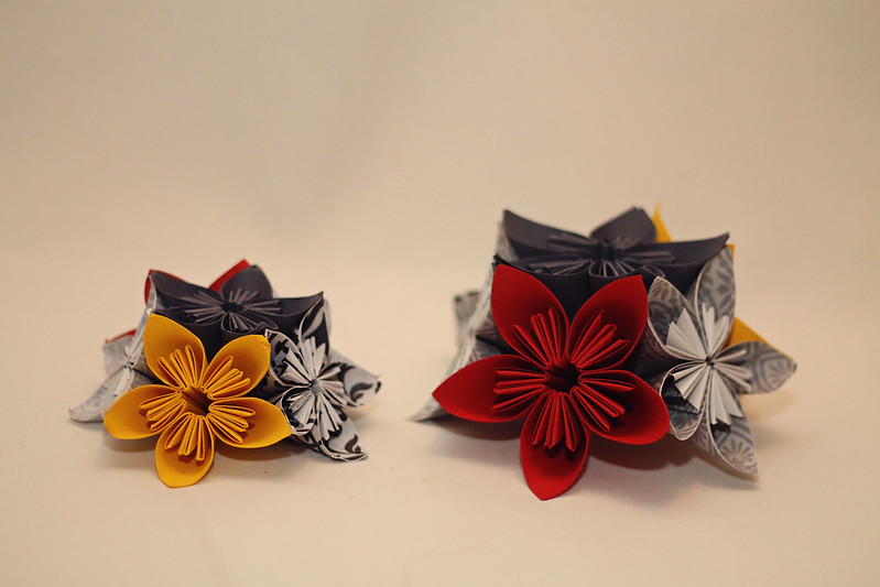 DIY Paper Flowers Example