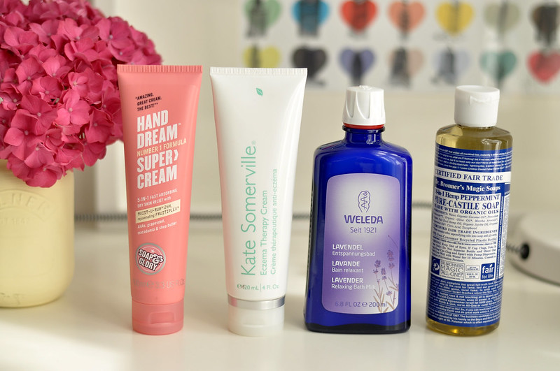mini reviews soap and glory kate somerville weleda dr bronner rottenotter rotten otter blog