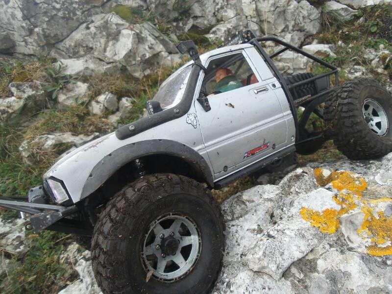 Toyota Hilux Truggy Maxi-PRO 14756067657_ea471f9706_b