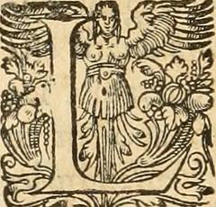 """Image from page 599 of """"De l'origine des bovrgongnons, et antiqvité des estats de Bovrgongne, devx livres : plus, des antiquitez d'Autun, liure 1 : de Chalon, 2 : de Mascon, 3 : de l'abbaye & ville de Tournus, 1"""" (1581)"""
