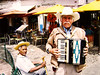 Accordion Player Guanajuato Mexico