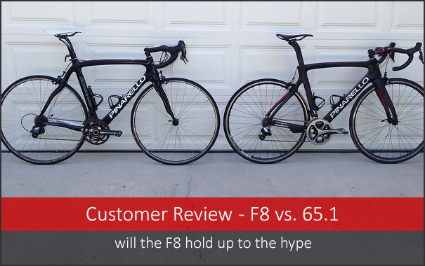 Dogma F8 vs. Dogma 65.1 Customer Review