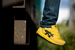 "ASICS Gel Saga "" Kill Bill"""